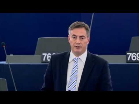 David McAllister zum Friedensprozess in Kolumbien