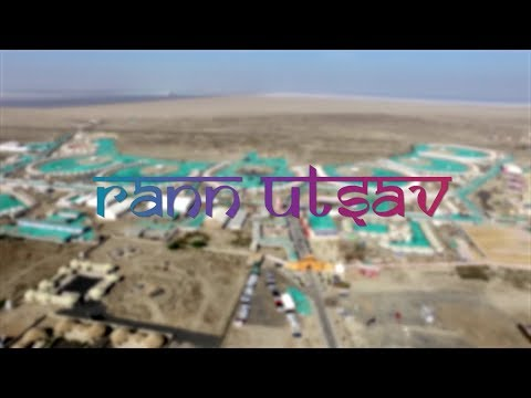 Picturesque White Desert welcomes you all to the celebrations at RannUtsav