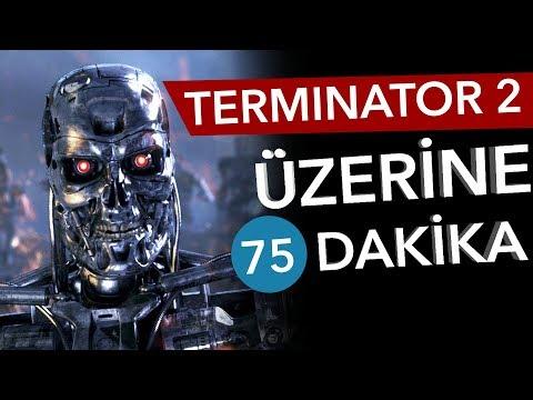 📽 TERMINATOR 2 - THE JUDGEMENT DAY- Üzerine 75 Dakika - Sinema Günlükleri Bölüm #24