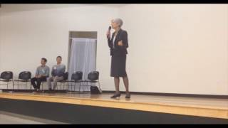 """Jill Stein exposes """"democratic"""" party political zombies #DemExit"""