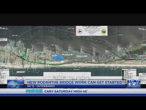 NCDOT awards contract to design, build new Rodanthe bridge