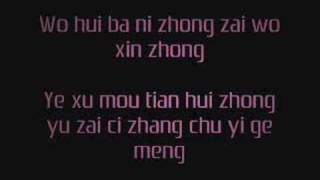 Fahrenheit & S.H.E xie xie ni de wen rou LYRICS Mp3