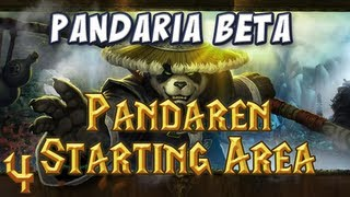 Panda Starting Area Part 4 - Giant Carrots and Verming