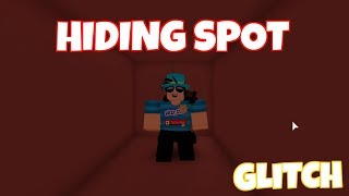 ROBLOX JAILBREAK SECRET HIDING SPOT GLITCH! [NUEVO]