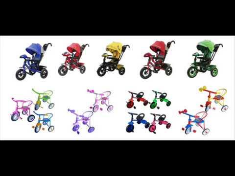 Обзор купить детский велосипед в интернет магазине трёхколёсный