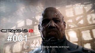 CRYSIS 2 [HD] #01 - Es fängt an ☼ Let's Play Crysis 2