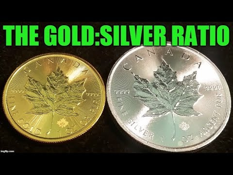 The Gold:Silver Ratio - Thoughts