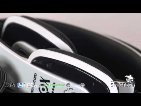 Wireless stereo headphones ADINA