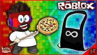 ROBLOX indonesia #206 Cooking Simulator | Beli Apron TakTerbatas dan Resep Pizza