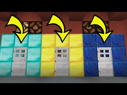 Thumbnail: Minecraft: WHICH DOOR TO ESCAPE?!? - Parcels - Custom Map [1]