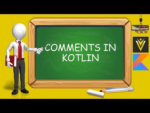 Kotlin Programming Language Comments