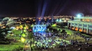 Timelapse Offtown Festival Istanbul May 2015 feat. Milk & Sugar