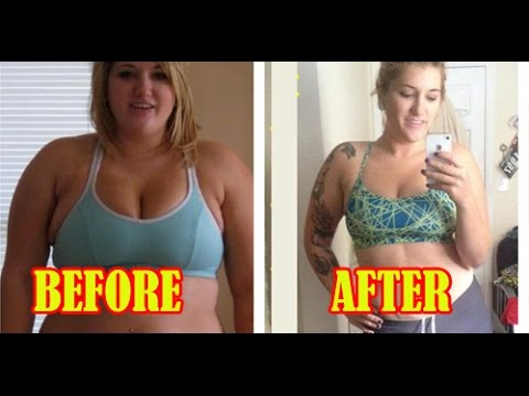 Before and After 1 month Weight Loss With Forskolin