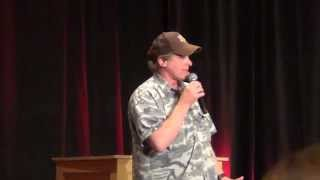 Ted Nugent speech to MCRC Republicans March 28, 2015
