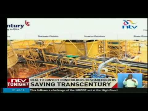 Deal to convert bondholders to shareholders expected to Save Transcentury