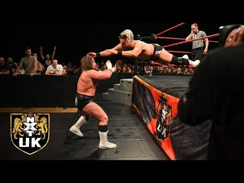 Joe Coffey vs. Trent Seven: NXT UK, Dec. 12, 2018