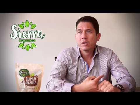SIERRA ORGANICS | alimentando del Ecuador para el mundo