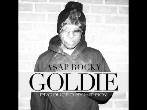 ASAP Rocky  Goldie prod HitBoy HQ+Lyrics+Download
