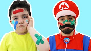The Boo Boo Story from Yusuf and Super Mario