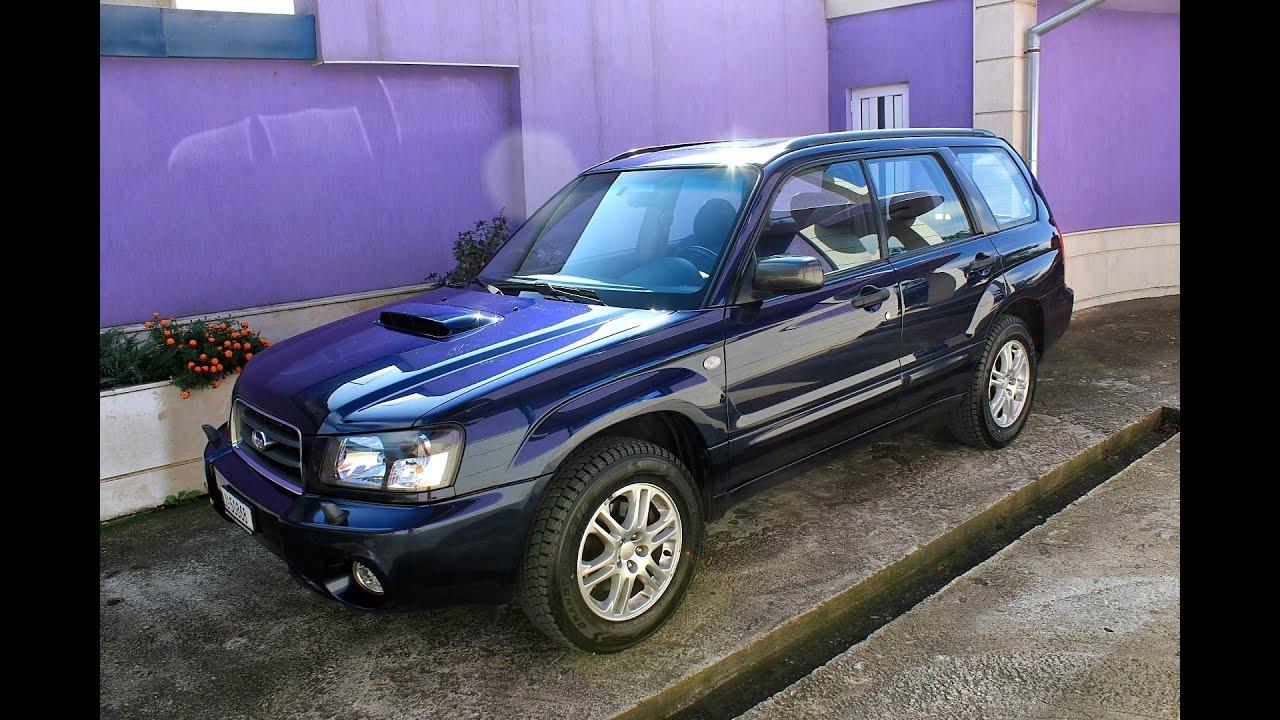 Subaru Forester 2 5 Xt 211 Hp Full
