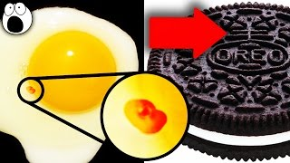 10 Reasons Behind Strange Things You See In Food