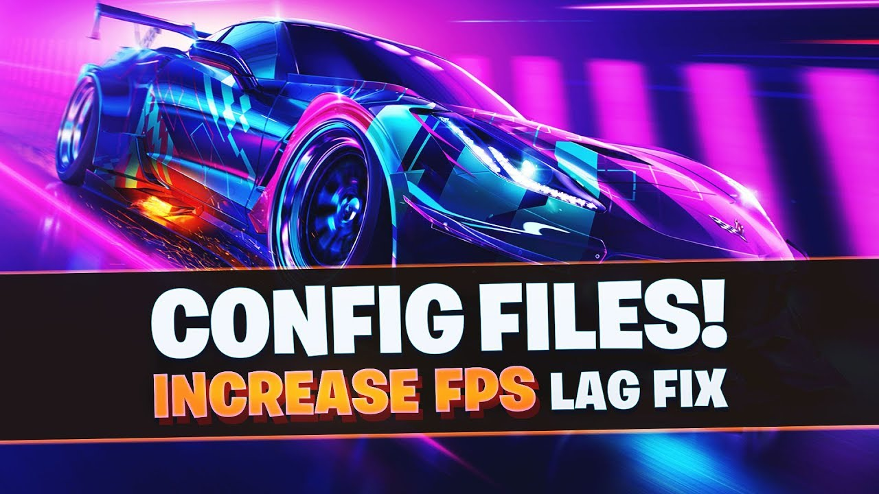 Need for Speed Heat Low End PC's Config file