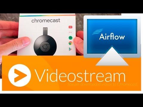 Tutorial - Como Assistir Arquivos De Vídeos Locais No Chromecast