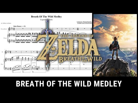 Breath Of The Wild Medley (for Flute & Piano)