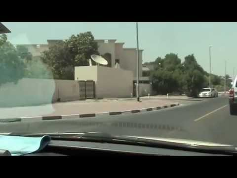 Taxi from Madinat / Jumeirah in Dubai to Holiday Inn Express: [clip 2]