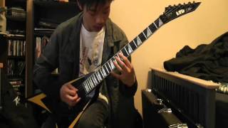 Children Of Bodom - All Twisted [Guitar Cover]