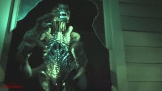 AVP: Alien Vs Predator (Nightvision HD) Halloween Horror Nights 2014 Universal Studios
