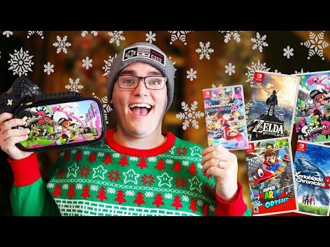 Nintendo Switch Games and Accessories Gift Guide and What to AVOID - Essentials for Nintendo Switch