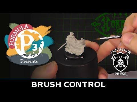 Formula P3 Presents: Brush Control