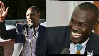 DP RUTO FINALLY REACTS TO WAJINGA NYINYI OF KING KAKA ft Pastor nganga ft Raila ft ududu comedy