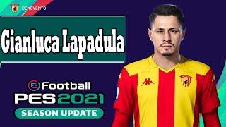 Rostro de gianluca lapadula pes 2021 (rostro) jugador del benevento calcio | liga italia.hola amigos soy ab jordy:::::.....hola bueno en este vídeo mu...