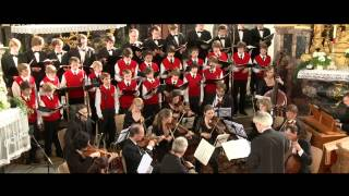 Vivaldi Gloria (Quoniam und Cum Sancto Spiritu), Wiltener Sängerknaben, Academia Jacobus Stainer