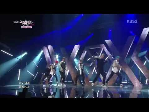 [HD] EXO - Growl (Comeback Stage) @ Music Bank (August 2, 2013)