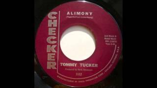 Tommy Tucker   Alimony