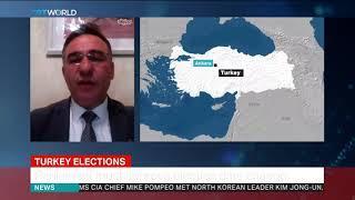 TURKEY ELECTIONS: Interview with Murat Aslan