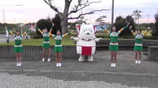 しっぺいと踊ろうwith静岡産業大学チアダンス部 RAISE