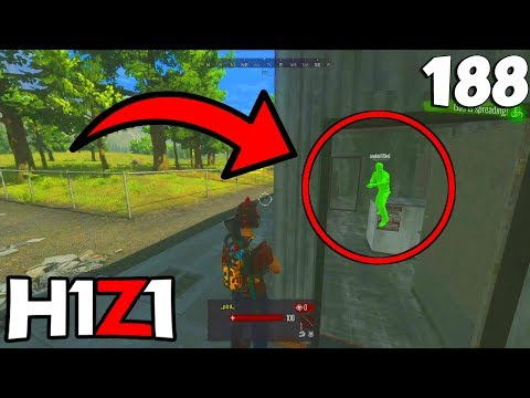 ESP PLAYER BUSTED?! ROYALTY SHOWDOWN! H1Z1 - Oddshots & Funny Moments #188