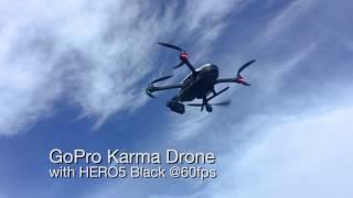 GoPro Karma Drone Test Flights