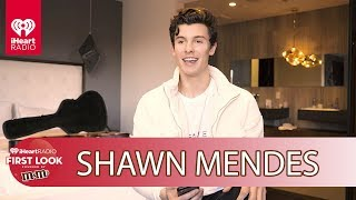 iHeartRadio's First Look Powered by M&M'S featuring Shawn Mendes Video