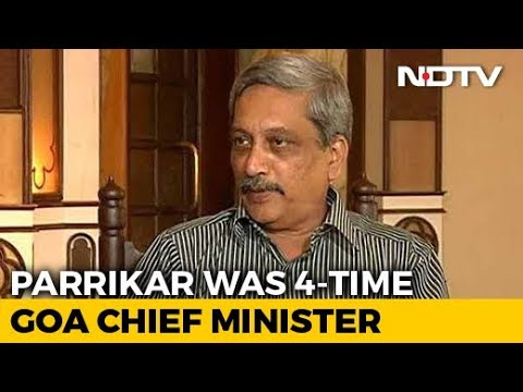 Manohar Parrikar's Final Journey: Funeral Procession To Begin At 4 pm Mp3