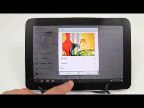 Samsung Galaxy Tab 8.9 İncelemesi