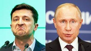 Разговор Зеленского с Путиным — победа или предательство?   ИНТЕРВЬЮ