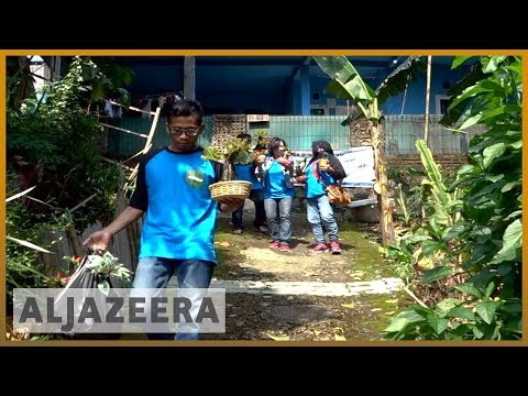 🇮🇩The Indonesian village cleaning up its act | Al Jazeera English