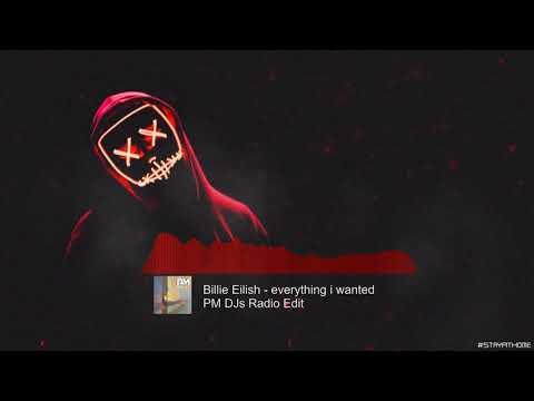 Billie Eilish - Everything I Wanted (PM DJs Radio Edit)