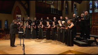 Vancouver Chamber Choir -  Angelus Ad Pastores Ait By / De Andrej Makor