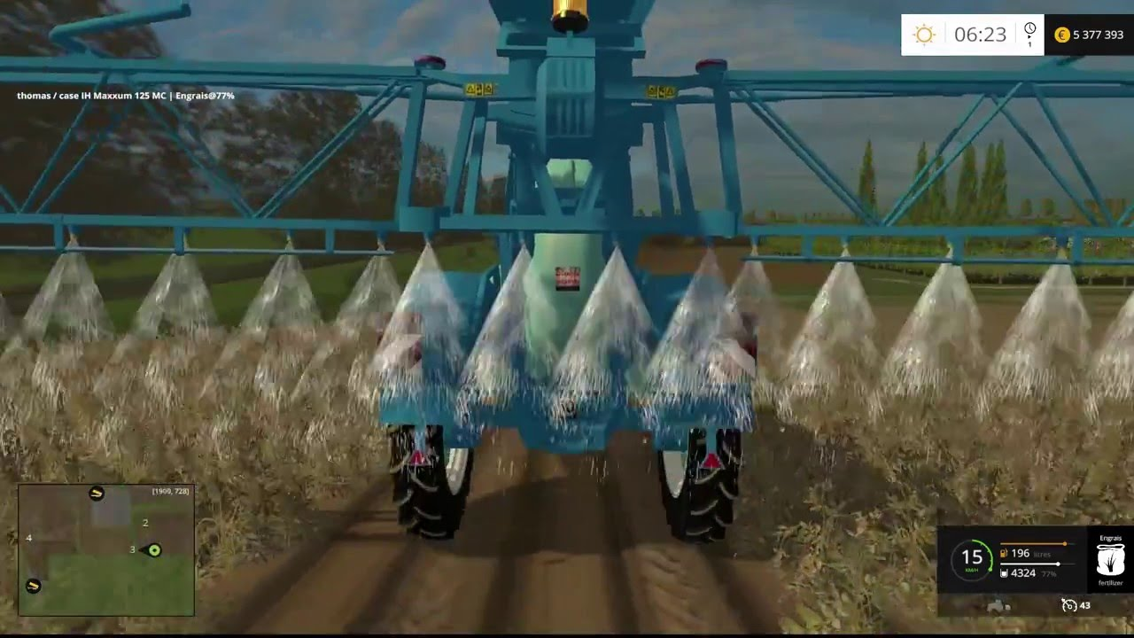 Farming simulator traitement de pomme de terre youtube - Traitement pomme de terre ...